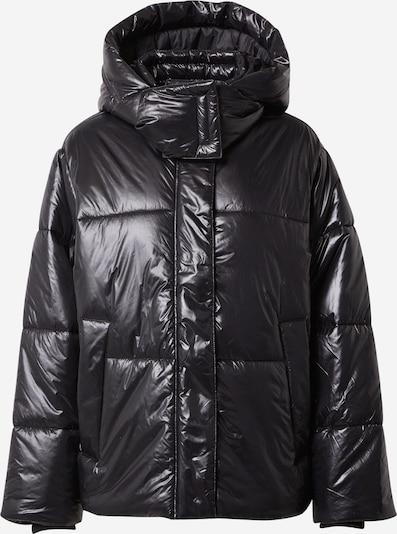 EDC BY ESPRIT Jacke 'Shine' in schwarz, Produktansicht