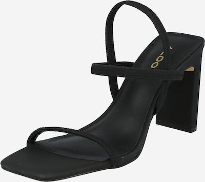 Sandalai 'OKURR' iš ALDO , spalva - juoda, Prekių apžvalga