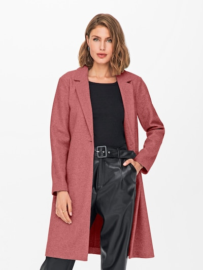 ONLY Mantel 'ONLTRILLION' in rosa, Modelansicht