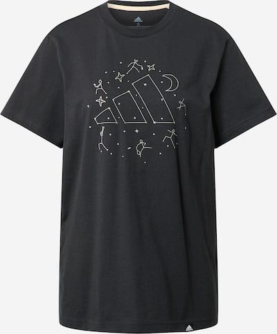 ADIDAS PERFORMANCE Sporta krekls pelēks / melns, Preces skats