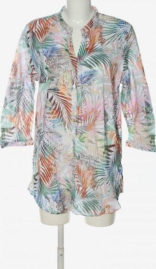 ERFO Hemd-Bluse in XL in braun / grün / pink, Produktansicht