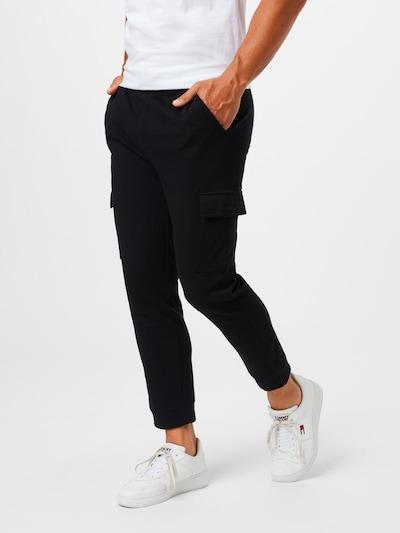 Cotton On Hose in schwarz, Modelansicht