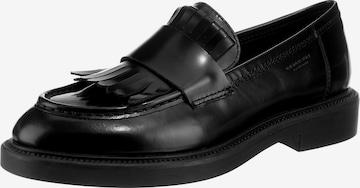 VAGABOND SHOEMAKERS Classic Flats 'Alex' in Black