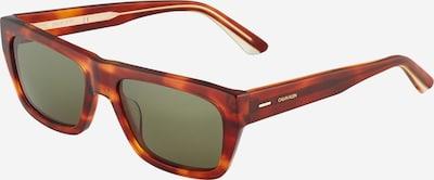 konyak / sötét barna Calvin Klein Napszemüveg '20539S', Termék nézet
