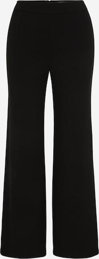 Missguided Petite Pantalon en noir, Vue avec produit