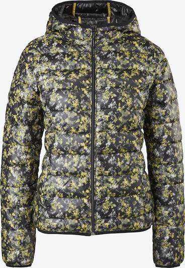 Q/S designed by Tussenjas in de kleur Geel / Groen / Zwart / Wit, Productweergave