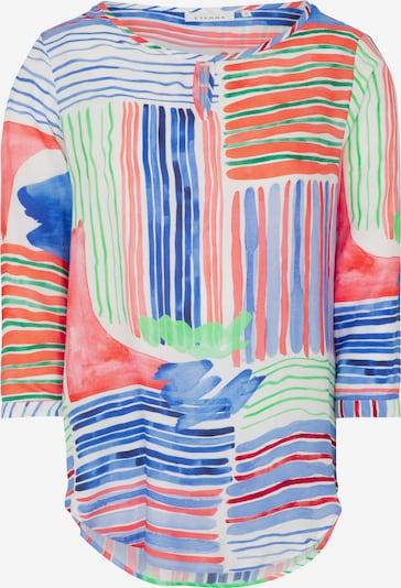 ETERNA Bluse 'Modern Classic' in mischfarben / weiß, Produktansicht