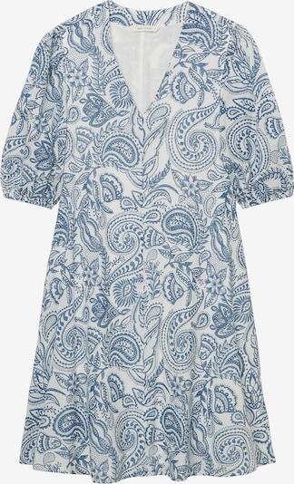 Marc O'Polo Robe en bleu / blanc, Vue avec produit