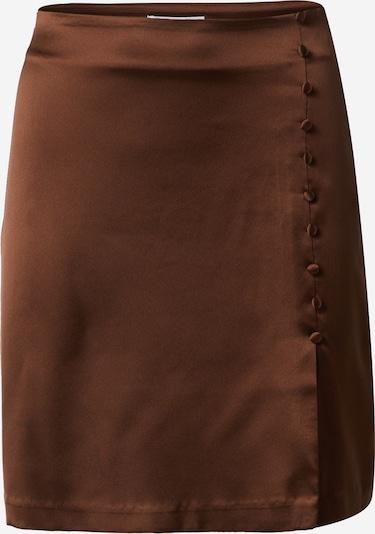 LeGer by Lena Gercke Jupe 'Astrid' en brun foncé, Vue avec produit