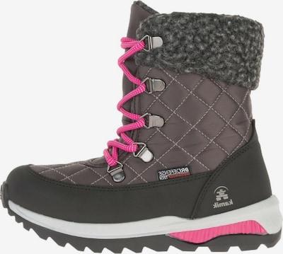 Kamik Boots 'GEMINI' in grau / anthrazit / pink, Produktansicht