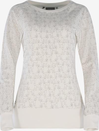 mazine Sweatshirt 'Anatye' in offwhite, Produktansicht