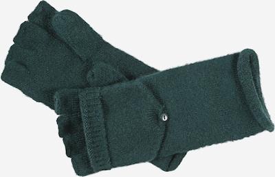 ESPRIT Short finger gloves in dark green, Item view