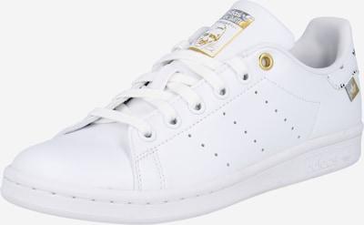 ADIDAS ORIGINALS Sneakers laag 'Stan Smith' in de kleur Goud / Zwart / Zilver / Wit, Productweergave