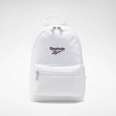 Reebok Classic Rucksack in weiß, Produktansicht