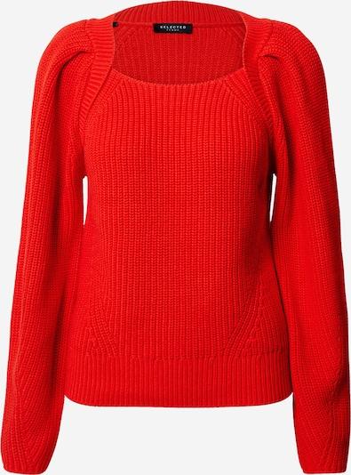 SELECTED FEMME Pullover 'Grya' in rot, Produktansicht
