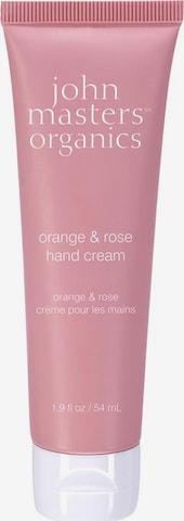 john masters organics Handcreme 'Orange & Rose' in