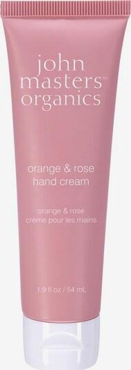 john masters organics Handcreme 'Orange & Rose' in altrosa, Produktansicht