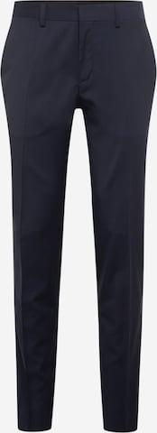 Pantaloni con pieghe 'Paulie' di J.Lindeberg in blu