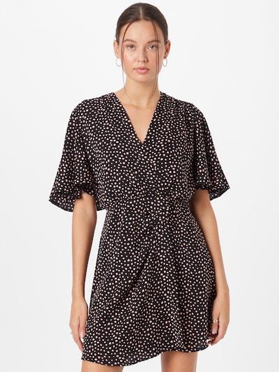 AX Paris Kleid in puder / schwarz, Modelansicht