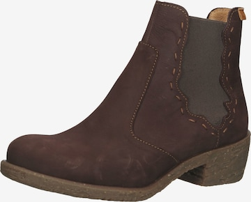 EL NATURALISTA Ankle Boots in Braun