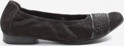 SEMLER faltbare Ballerinas in 38,5 in schwarz, Produktansicht