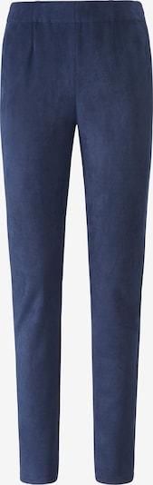 Uta Raasch Hose 'Fake-Leder-Leggings' in blau, Produktansicht