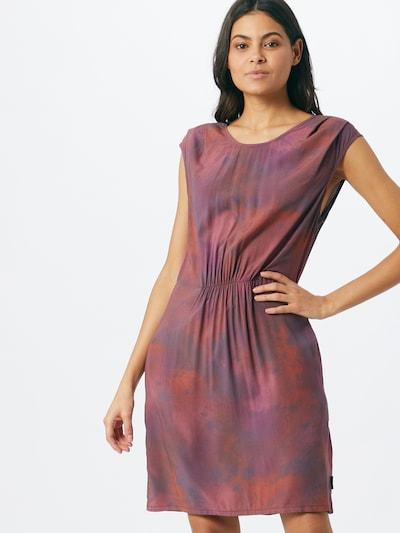 Iriedaily Letní šaty - mokka / fialkově modrá / orchidej / ohnivá červená / pastelově červená, Model/ka