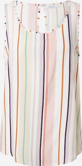 Bluză 'Robina' Hailys pe mai multe culori / alb murdar, Vizualizare produs