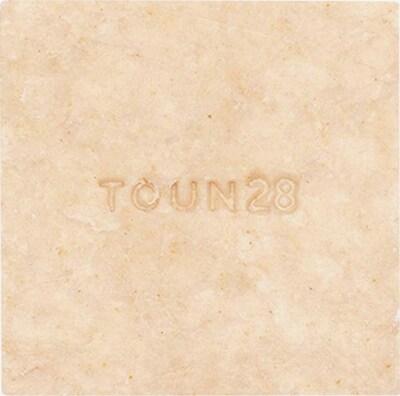 Toun28 Seife 'S14 Foremilk' in beige, Produktansicht