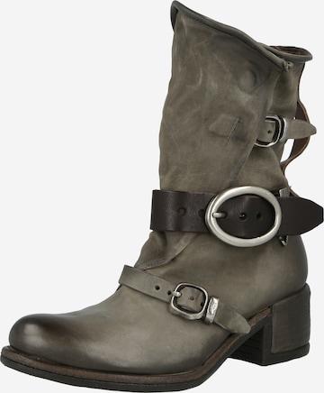 A.S.98 Boots 'Opea' in Grau