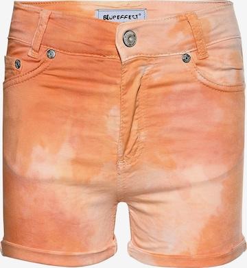 BLUE EFFECT Jeans i orange