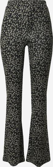 Pantaloni 'WINNER' VILA pe kaki / negru / alb, Vizualizare produs