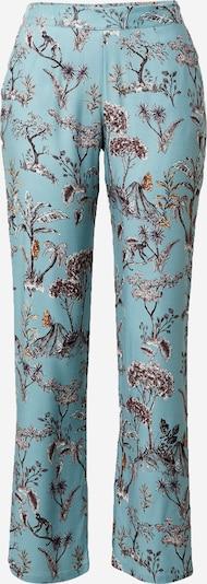 ETAM Pyjamahose 'JORJA' in pastellgrün / mischfarben, Produktansicht