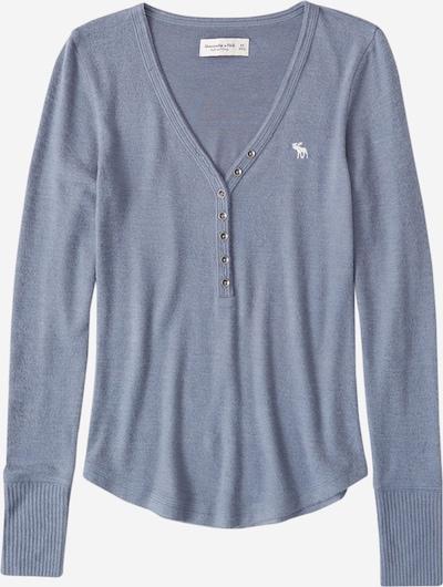 Abercrombie & Fitch Shirt in de kleur Blauw, Productweergave