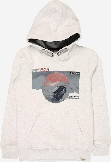 GARCIA Sweatshirt in weiß, Produktansicht