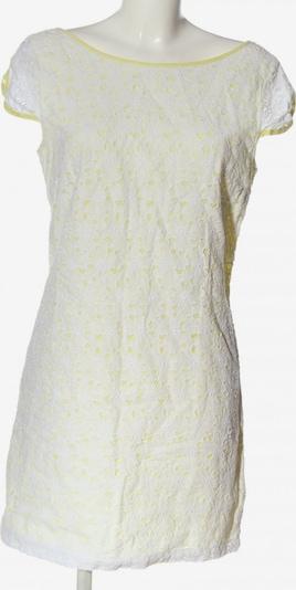 Suiteblanco Dress in XL in Pastel yellow / White, Item view