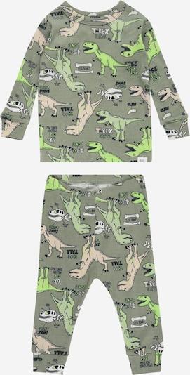 GAP Pyjamas i grön / khaki / kiwi, Produktvy