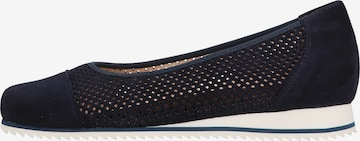 HASSIA Ballet Flats in Blue