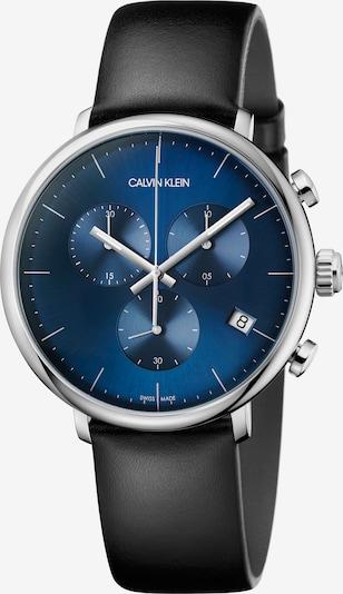 Calvin Klein Analoog horloge 'K8M271CN' in de kleur Blauw, Productweergave
