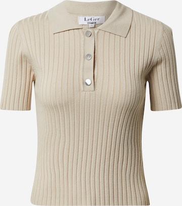 LeGer by Lena Gercke Shirt 'Malena' in Beige