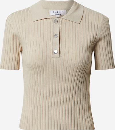 LeGer by Lena Gercke T-shirt 'Malena' i beige, Produktvy