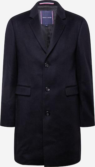 Tommy Hilfiger Tailored Starpsezonu mētelis, krāsa - melns, Preces skats