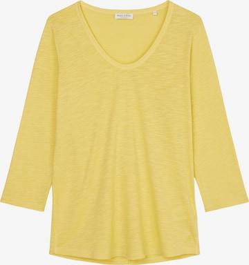 Marc O'Polo Shirt in Yellow