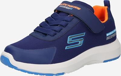 Sneaker 'DYNAMIC TREAD' SKECHERS di colore navy / acqua / arancione, Visualizzazione prodotti
