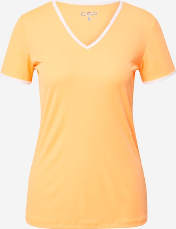 oranžinė CMP Sportiniai marškinėliai