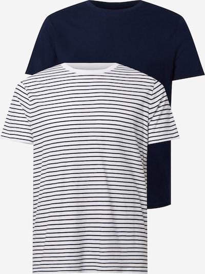 GAP Shirt in Dark blue / Off white, Item view