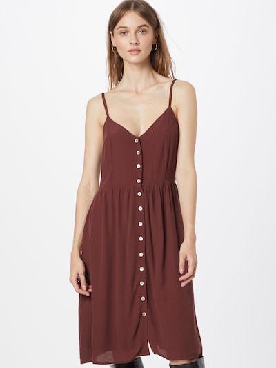 ABOUT YOU Kleid 'Masha' in braun, Modelansicht