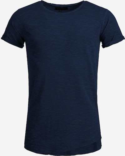 INDICODE JEANS Shirt 'Willbur' in de kleur Navy, Productweergave