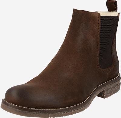 SHEPHERD Chelsea Boots 'EMANUEL' in braun, Produktansicht