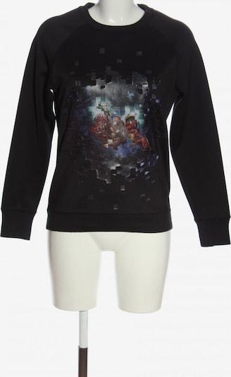 ICEBERG Sweatshirt in M in blau / rot / schwarz, Produktansicht